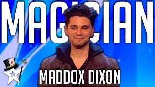 Rubik's Cube Magician Gets Judge To Perform His Magic Trick | Got Talent Global
