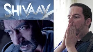 SHIVAAY - Official Trailer #2 REACTION & REVIEW