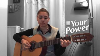 Your Power - Billie Eilish (cover)