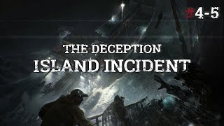 The Deception Island Incident #4-5 | Scary Cryptid Research Series By: CreepyAus | #DMTsCryptidCrew