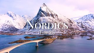 Top 25 Places To Visit In The Nordics