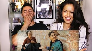 PARCHED Trailer Reaction Discussion by Jaby & Jolie Robinson!