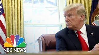 What Happens If Trump Loses The Election And Refuses To Concede? | NBC News NOW