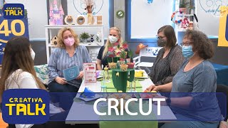 CREATIVA-Talk – Cricut (Sendung am 18.05.2021)
