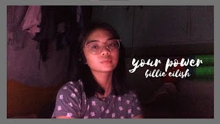 your power - billie eilish (ukulele  cover)