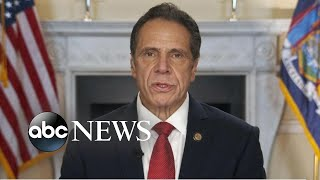 Stop the fighting ... let's move on together': Gov. Andrew Cuomo | ABC News