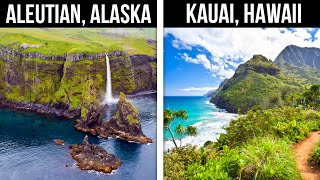 Exotic Places To Visit In The United States You MUST See!