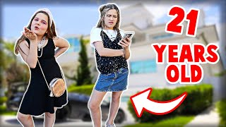TURNING INTO 21 YEARS OLD!! **GONE WRONG** | JKREW