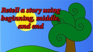 Retelling Stories with Beginning, Middle, and End