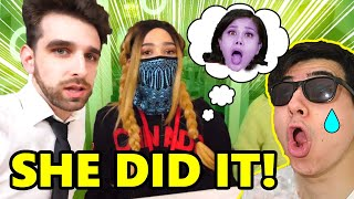 ALIE BETRAYS SPY NINJAS ! Daniel Crush is SUS in Chad Wild Clay Vy Qwaint New Video