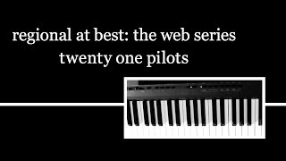 regional at best: the web series (a soundtrack)