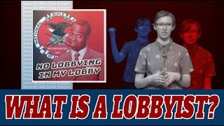 News-Ish: What are Lobbyists?