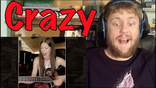 Courtney Hadwin - Crazy (Aerosmith) Reaction!