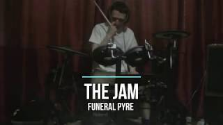 The Jam - Funeral Pyre (Drum cover)