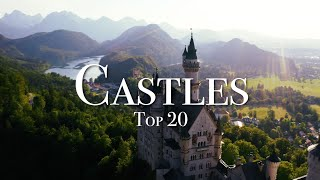 Top 20 Castles To Visit In Europe