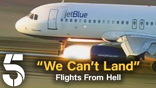 """We Are Going To Crash Land!"" 
