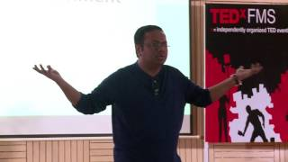 Being Who You Want To Be | Biswapati Sarkar | TEDxFMS