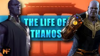 The Life of Thanos: A Tribute to the Mad Titan (MCU Explained/Recap)