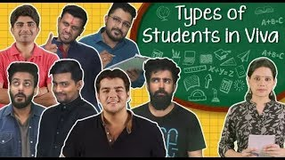 Types Of Students in Viva ft. Ashish Chanchlani Vines | Aashqeen | Rishhsome | Hasley India
