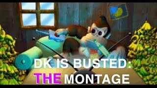 DK is busted | Donkey Kong Montage (Smash Bros. Ultimate)