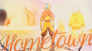 aang | hometown