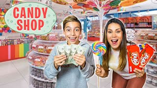WE TURNED Our HOUSE Into a CANDY STORE!! (Open 24 Hours) | The Royalty Family