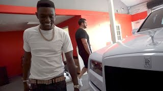 Boosie Badazz CASH OUT and buys all new whips ! MUST SEE VLOG