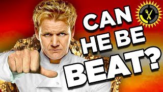 Food Theory: Will Masterchef Gordon Ramsay FAIL?