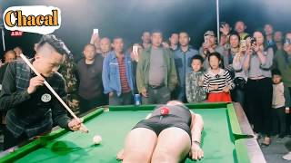 Insane Pool Trick Shots 2018