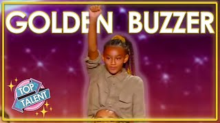 GOLDEN BUZZER | EMOTIONAL BLM Audition On France's Got Talent 2020! | Top Talent