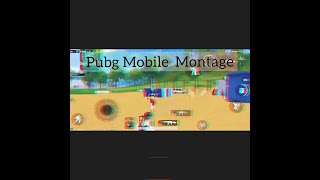 PUBG Mobile Montage | 4 Finger + Gyro | Highlights #