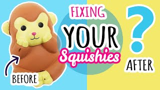 Squishy Makeovers: Fixing Your Squishies #19