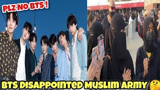 BTS Disappointed Muslim Army 🤔 | Cinewood Hub