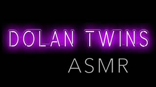 DOLAN TWINS ASMR PT.2! (Whispering, calming visuals, tapping, eating sounds, pillow throwing)