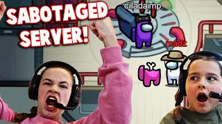 Teaming UP Against The WHOLE Server!! **AMONG US** | JKREW GAMING